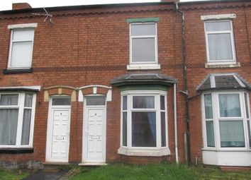 Thumbnail 2 bedroom property to rent in Gladys Terrace, Gladys Road, Bearwood, Smethwick