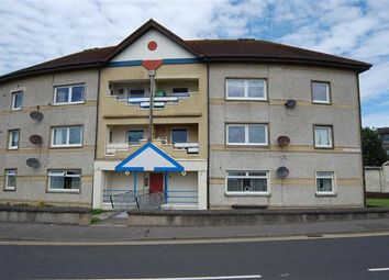 Thumbnail 3 bed flat for sale in Harbour Street, Saltcoats