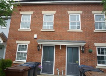 Thumbnail 4 bed town house to rent in Buckwells Field, Bengeo, Hertford