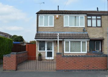 Thumbnail 3 bed terraced house to rent in George Birch Close, Brinklow, Rugby