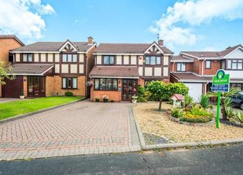 Thumbnail 5 bed detached house for sale in Lochalsh Grove, Willenhall, Wolverhampton, West Midlands