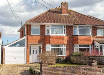 Thumbnail 3 bed semi-detached house for sale in Testwood Lane, Totton, Southampton