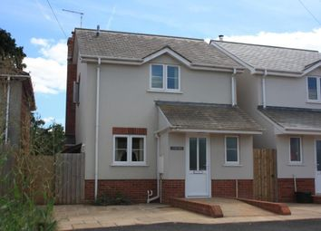 Thumbnail 2 bed detached house for sale in London Road, Rockbeare, Exeter