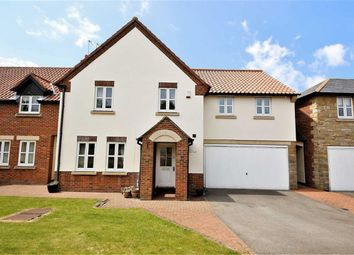 Thumbnail 5 bed link-detached house for sale in The Fold, Burdon, Sunderland