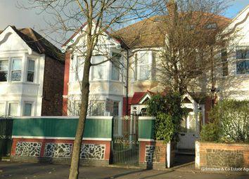 Thumbnail 5 bed semi-detached house for sale in Fielding Terrace, Uxbridge Road, Ealing Common, London