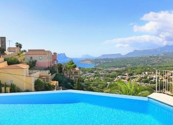 Thumbnail 4 bed villa for sale in Moraira, Costa Blanca, Spain