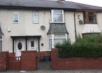 Thumbnail 3 bedroom terraced house for sale in Fishwick View, Preston