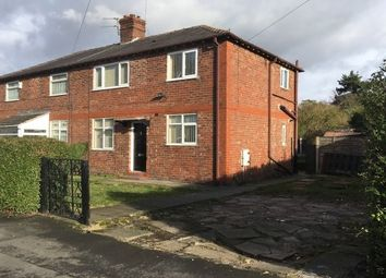 Thumbnail 3 bed semi-detached house to rent in Larkhill Road, Cheadle Hulme, Cheadle