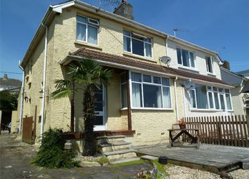 Thumbnail 3 bed semi-detached house for sale in Dobbs Lane, Truro, Cornwall