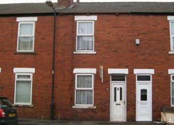 Thumbnail 2 bedroom terraced house to rent in Burton Terrace, Balby, Doncaster