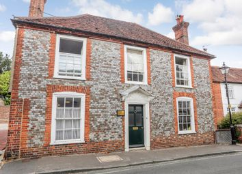 Thumbnail 2 bed semi-detached house for sale in Bank Street, Bishops Waltham, Southampton