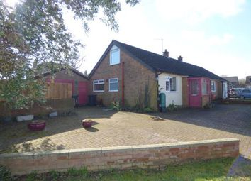 Thumbnail 3 bed bungalow for sale in Maltings Close, Cranfield, Bedford, Bedfordshire