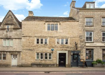 Thumbnail 3 bed terraced house for sale in Long Street, Tetbury, Gloucestershire
