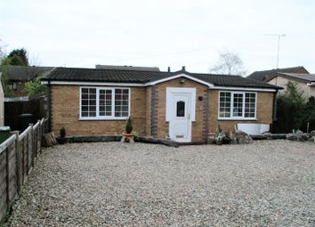 Thumbnail 2 bed bungalow for sale in Grosvenor Crescent, Bushbury, Wolverhampton