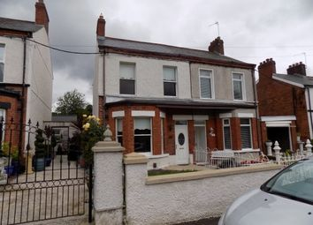 Thumbnail 2 bed semi-detached house to rent in Station Road, Lambeg, Lisburn