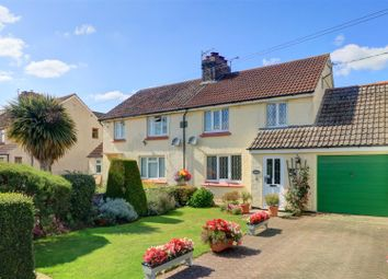 Thumbnail 3 bed semi-detached house for sale in 3 Chippenham Road, Corston, Malmesbury