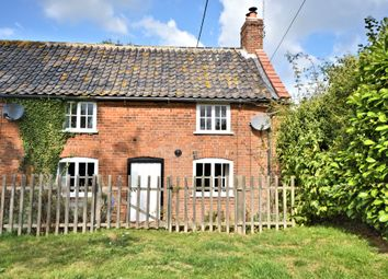 Thumbnail 2 bed cottage for sale in Back Street, Harpley, King's Lynn