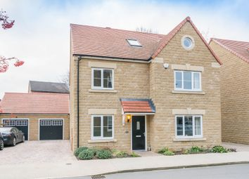 Thumbnail 5 bed detached house for sale in Bluecoat Rise, Sheffield
