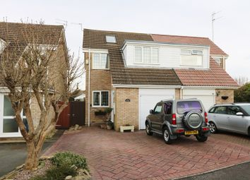 Thumbnail 4 bed semi-detached house for sale in Boyd Road, Saltford, Bristol