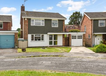 Thumbnail 3 bed detached house for sale in Copse Close, Liss