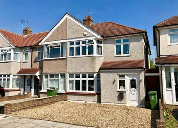 Thumbnail 3 bed semi-detached house for sale in Shirley Avenue, Bexley