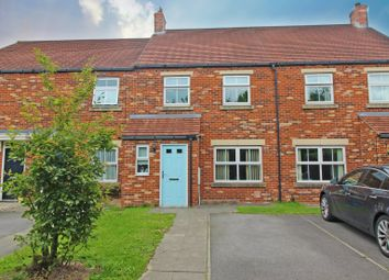 Thumbnail 3 bed terraced house for sale in Juniper Drive, Selby