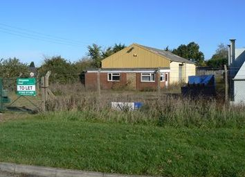 Thumbnail Light industrial to let in Industrial Unit With Yard, Keysoe Road, Riseley, Bedfordshire