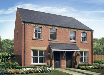 Thumbnail 2 bed semi-detached house for sale in Post Office Lane, Kempsey, Worcester