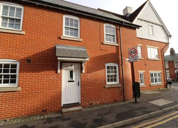 Thumbnail 2 bed maisonette for sale in Edward Paxman Gardens, Colchester