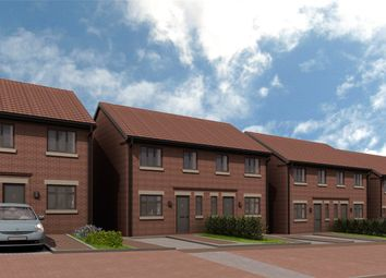 Thumbnail 3 bed semi-detached house for sale in Ermine Street, Ancaster