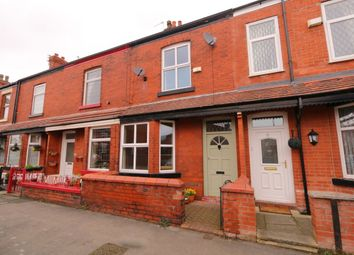 Thumbnail 2 bed terraced house for sale in Miles Street, Hyde