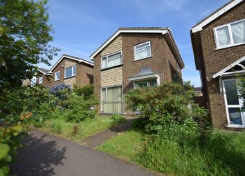 Thumbnail 3 bed detached house for sale in Brickhill Drive, Bedford