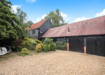 Thumbnail 4 bedroom barn conversion for sale in Manor Farm, Leighton Road, Wingrave