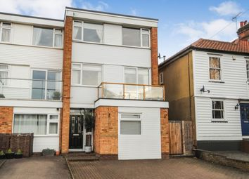 Thumbnail 4 bed terraced house for sale in Springhall Road, Sawbridgeworth