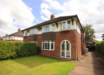 Thumbnail 3 bed semi-detached house for sale in Millfields, Nantwich