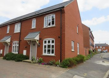 Thumbnail 3 bed end terrace house for sale in Cranley Crescent, Aylesbury