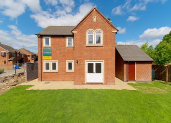 Thumbnail 4 bed detached house for sale in Beswick Close, Rushton, Kettering