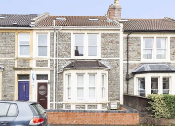 Thumbnail 4 bed terraced house for sale in Manor Road, Bishopston, Bristol