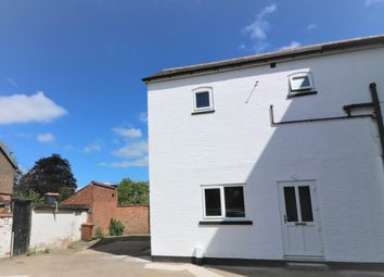 Thumbnail 2 bed town house to rent in Old Brewery Court, Thorpe End, Melton Mowbray, Leicestershire