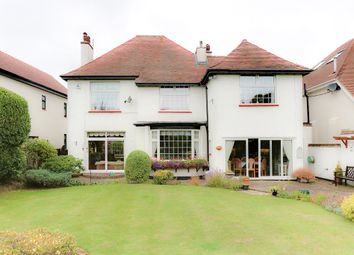 Thumbnail 4 bed detached house for sale in Thorpe Hall Avenue, Southend-On-Sea