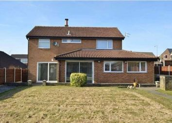 Thumbnail 3 bed detached house for sale in Rutherford Drive, Over Hulton, Bolton, Lancashire.