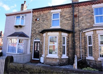 Thumbnail 3 bed terraced house for sale in Eaton Road, West Kirby