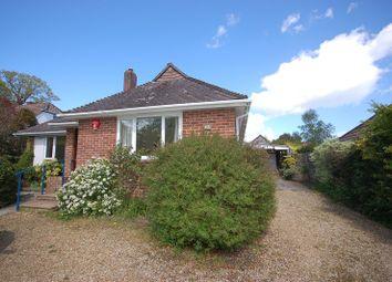 Thumbnail 4 bed detached bungalow to rent in Belmore Lane, Lymington