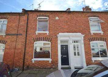 Thumbnail 3 bedroom terraced house to rent in Hervey Street, Northampton