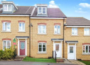 Thumbnail 3 bed town house for sale in Brompton Road, Hamilton, Leicester