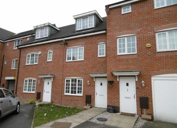 Thumbnail 4 bedroom town house for sale in Reed Close, Farnworth, Bolton
