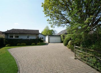 Thumbnail 4 bed detached bungalow to rent in Parkers Lane, Dore, Sheffield