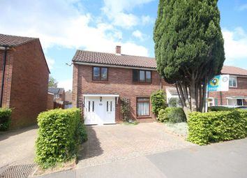 Thumbnail 3 bedroom end terrace house to rent in Shelley Avenue, Bracknell