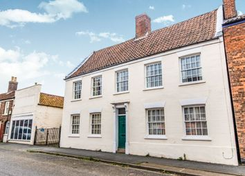 Thumbnail 4 bed detached house for sale in High Street, Wainfleet, Skegness