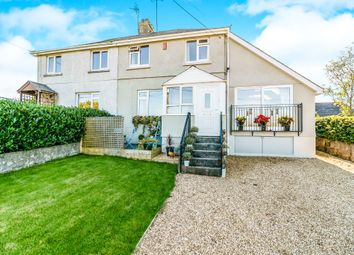 Thumbnail 2 bed semi-detached house for sale in Longfield, Lutton, Ivybridge